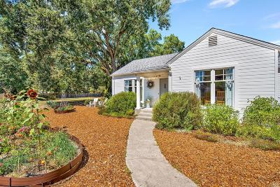 Sonoma County Single Family Home For Sale: 1763 Rose Avenue