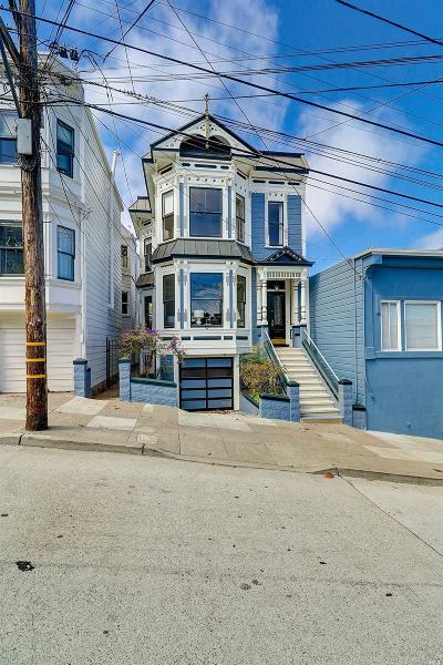Single Family Home For Sale: 252 Collingwood Street