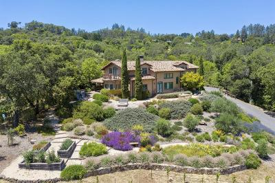 Healdsburg Single Family Home For Sale: 5959 West Dry Creek Road