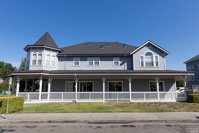 Santa Rosa CA Commercial For Sale: $1,600,000
