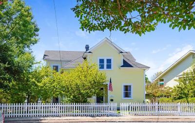 Napa Multi Family 2-4 For Sale: 1151 Willow Avenue