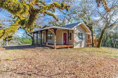Ukiah Single Family Home For Sale: 8401 Brandywine Drive