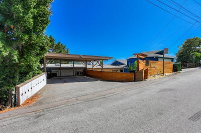 Marin County Single Family Home For Sale: 80 Chula Vista Drive