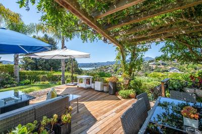 Tiburon Single Family Home For Sale: 39 Geldert Court
