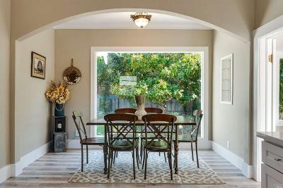 Sonoma County Single Family Home For Sale: 4743 Montgomery Drive