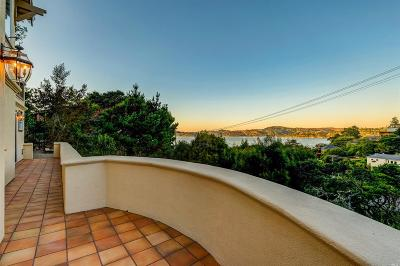Sausalito Single Family Home For Sale: 83 Woodward Avenue