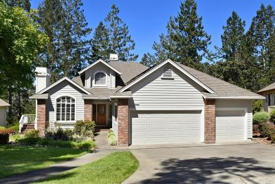 Santa Rosa Single Family Home For Sale: 484 Shooting Star Place