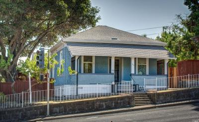 Vallejo Single Family Home For Sale: 747 Maine Street