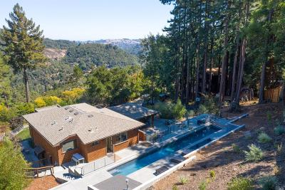 Marin County Single Family Home For Sale: 2 Mora Avenue