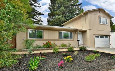 Santa Rosa Single Family Home For Sale: 927 Estes Drive