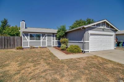 Solano County Single Family Home For Sale: 705 W Creekside Circle