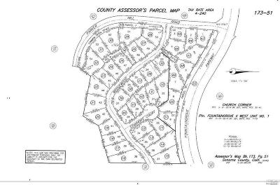 Sonoma County Residential Lots & Land For Sale: 3720 Stanhope Court