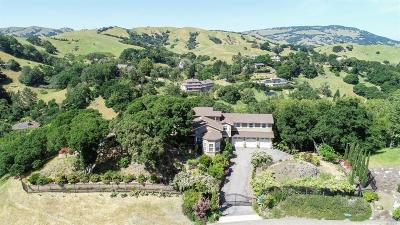 Marin County Single Family Home For Sale: 5 Rebelo Lane