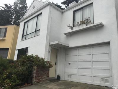 Single Family Home For Sale: 63 San Jacinto Way