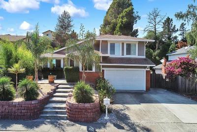 Vallejo Single Family Home For Sale: 1134 Granada Street