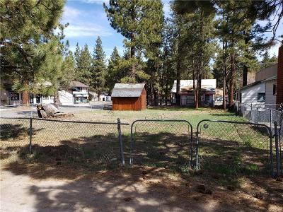Big Bear City CA Residential Lots & Land For Sale: $49,900