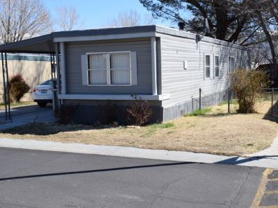 Bishop Mobile Home For Sale: 1492 Matlick Ln