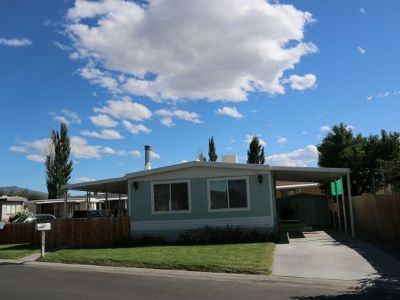 Bishop CA Mobile Home For Sale: $19,900