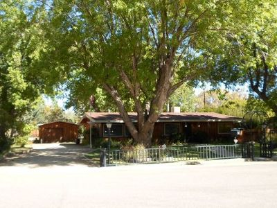 Bishop Single Family Home For Sale: 2765 W Sunset Dr