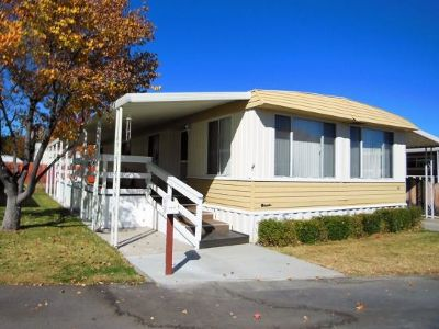 Bishop Mobile Home For Sale: 2315 Galloway