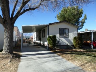 Bishop CA Mobile Home For Sale: $35,000