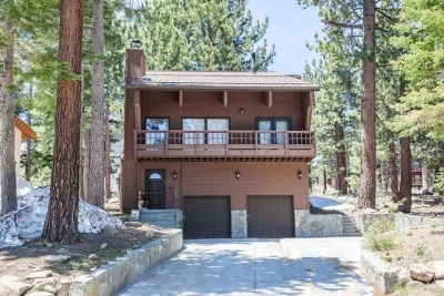 Mammoth Lakes Single Family Home For Sale: 43 Valley Vista