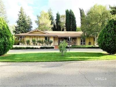 Bishop Single Family Home For Sale: 3664 Brookside Dr