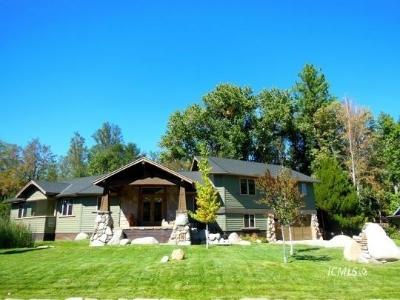 Bishop Single Family Home For Sale: 3627 Brookside Dr