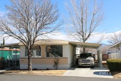 Bishop Mobile Home For Sale: 1336 Macgregor Ave