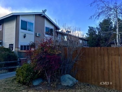 Bishop Condo/Townhouse For Sale: 395 Sierra St #S