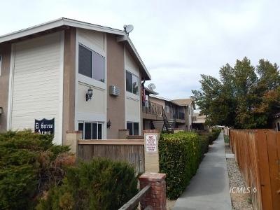 Bishop Condo/Townhouse For Sale: 399 Sierra #K