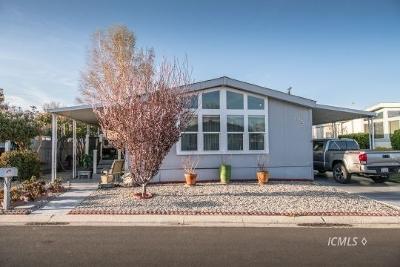 Bishop Mobile Home For Sale: 2265 Baskerville Ave