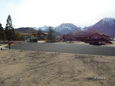 Big Pine, Bishop Residential Lots & Land For Sale: Arcturis Cir