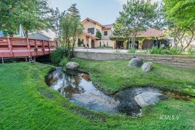 Big Pine, Bishop Single Family Home For Sale: 2387 Sunrise Dr