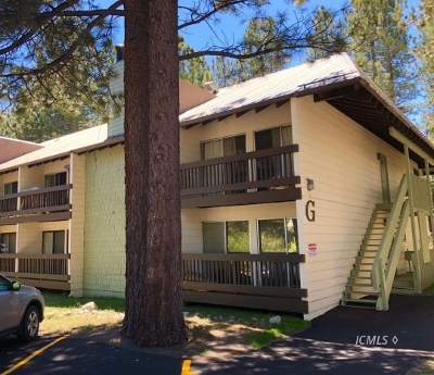 Mammoth Lakes Condo/Townhouse For Sale: 2289 Sierra Nevada Road Rd #G-13