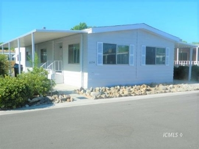 Mobile Home Sold: 2274 Baskerville