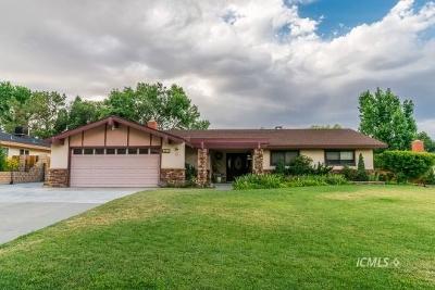 Big Pine, Bishop Single Family Home For Sale: 2637 Irene Way