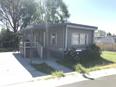 Bishop Mobile Home For Sale: 1492 Matlick Ln