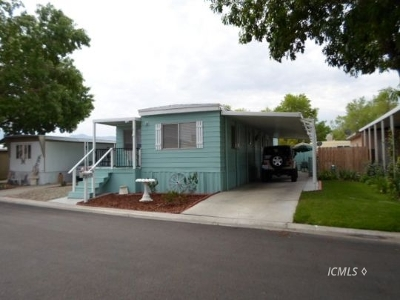 Bishop Mobile Home For Sale: 2272 Fiora Ave
