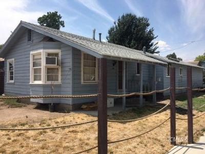 Big Pine, Bishop Single Family Home Pending: 292 E Pine St