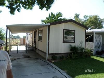 Big Pine, Bishop Mobile Home For Sale: 198 Mac Iver St #38