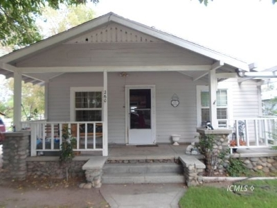 Big Pine Single Family Home For Sale: 260 S School St