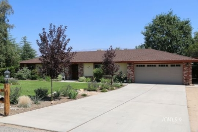 Bishop Single Family Home For Sale: 800 Valley West Circle