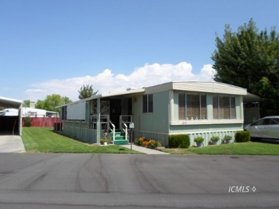 Bishop Mobile Home For Sale: 2235 Galloway Ave