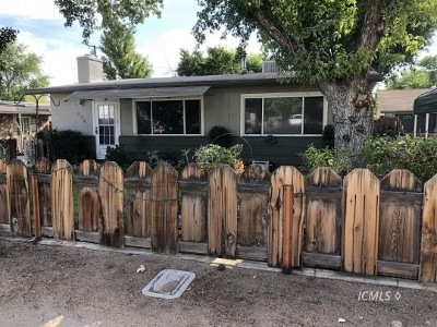 Bishop CA Single Family Home For Sale: $340,000