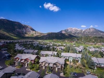Mammoth Lakes Condo/Townhouse For Sale: 1006 Fairway Snowcreek V