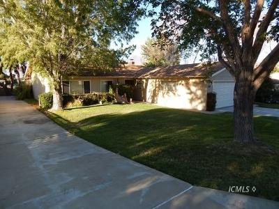Big Pine Single Family Home Pending: 104 Juniper