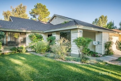 Big Pine, Bishop Single Family Home Pending: 1548 Bear Creek Dr