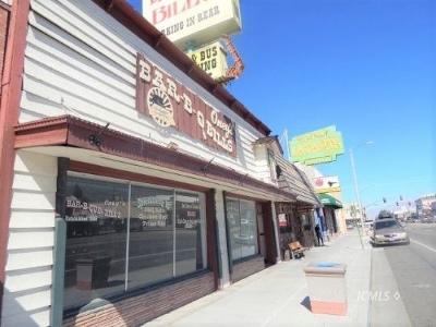 Big Pine, Bishop Commercial For Sale: 187 S Main St