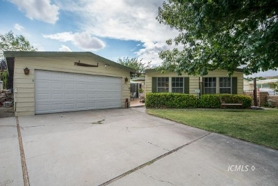 Big Pine, Bishop Single Family Home Pending: 25 Bette Lou Ln
